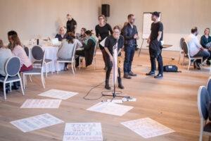 South West Creative Technology Network Workshop. Photo by Jon Aitken