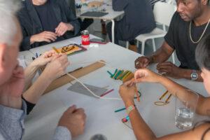 Bristol+Bath Creative R+D Workshop. Photo by Jon Aitken